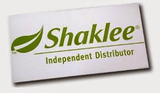 ☞ PENGEDAR SHAKLEE ~ SID 1108966