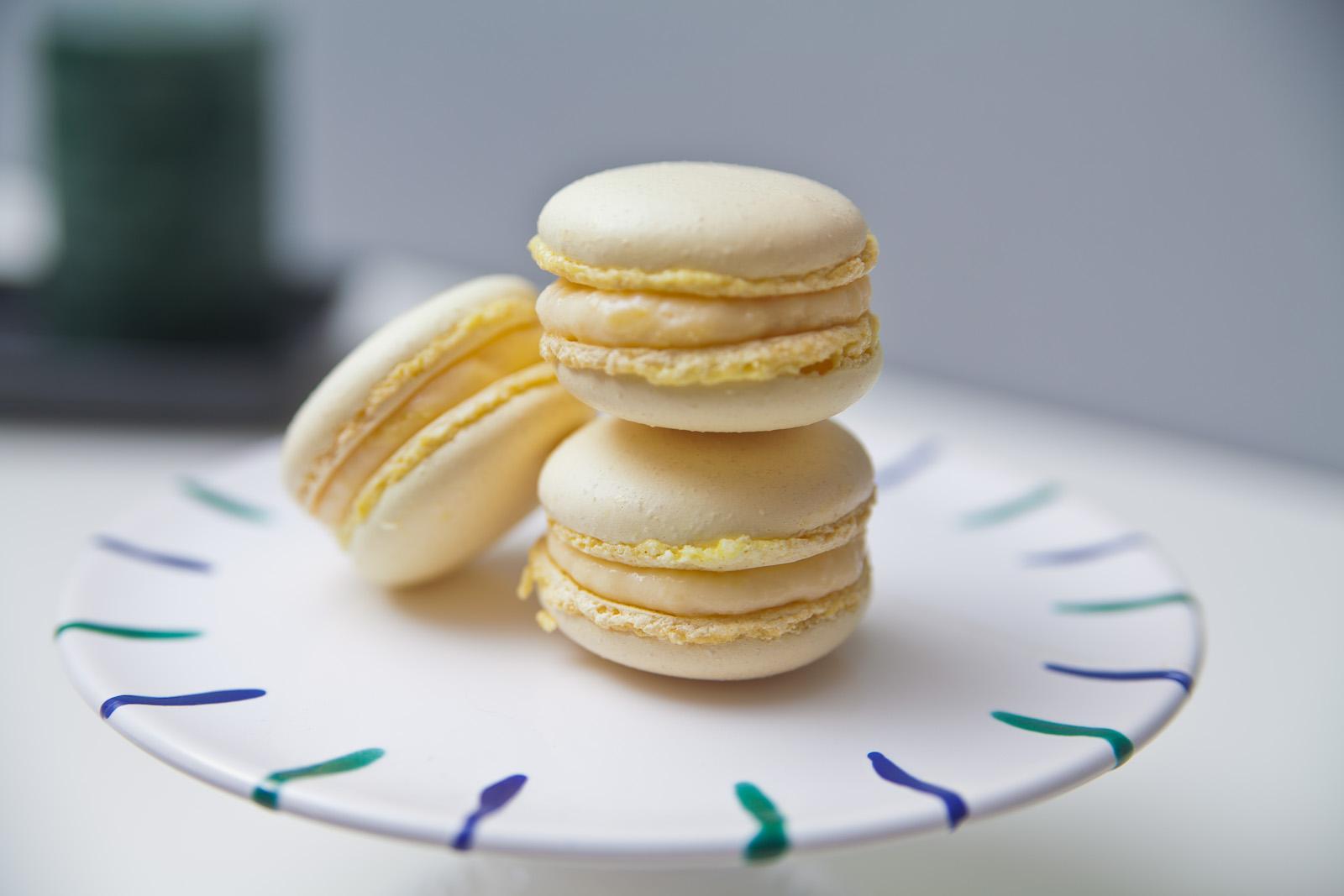 rezepte macarons kirschen fuellung