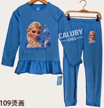 RM29 - Pyjama Frozen Big Size