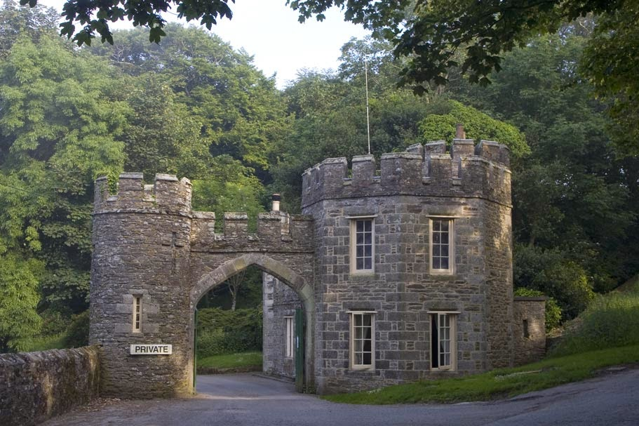 Oh By The Way The Gatehouse