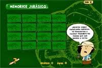 memoria de dinosaurio