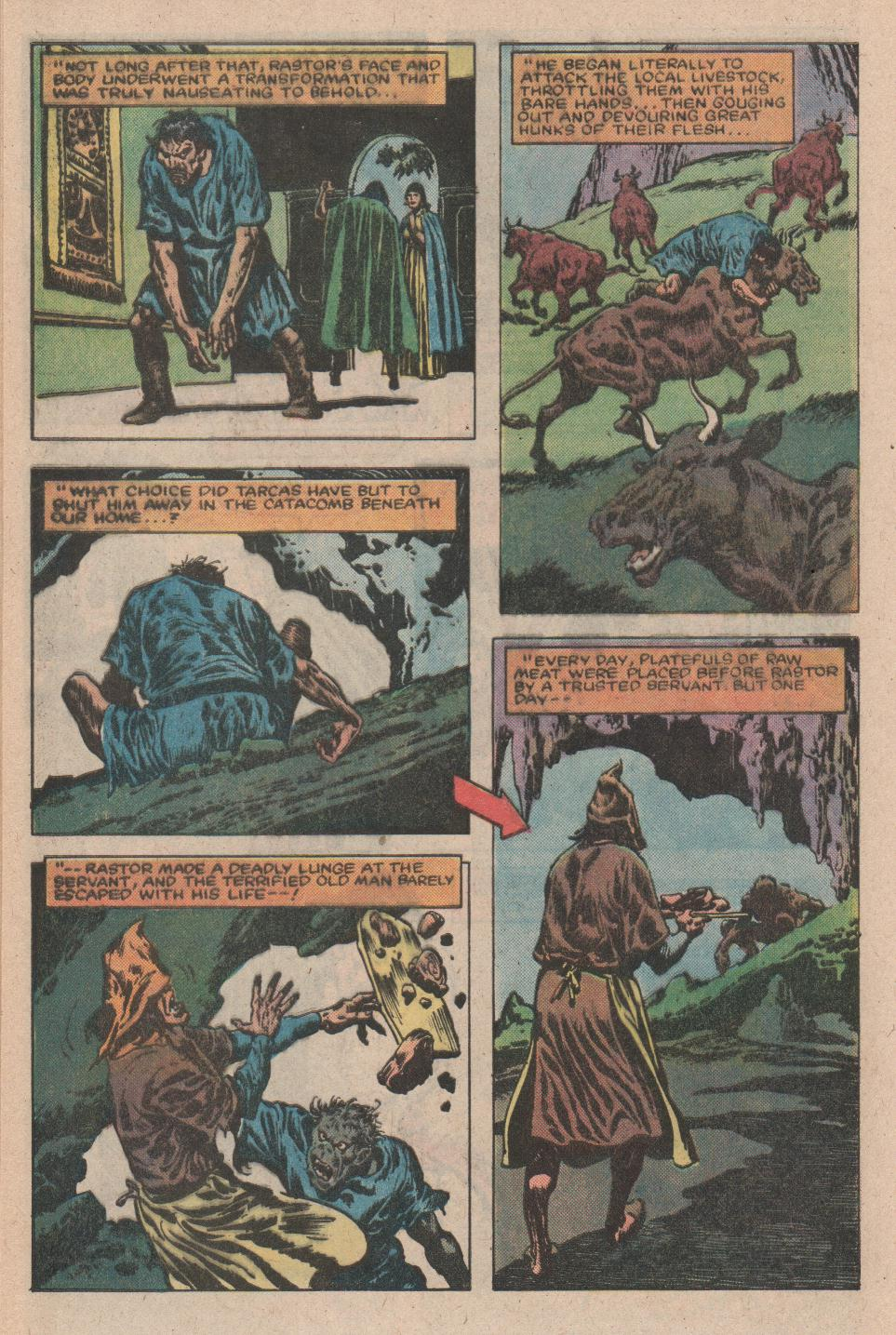 Conan the Barbarian (1970) Issue #156 #168 - English 20