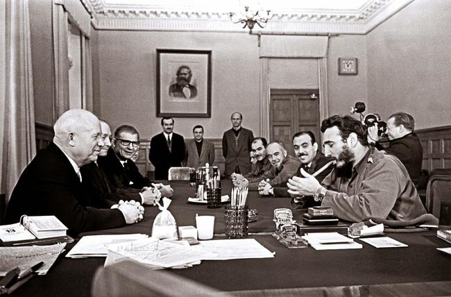 Castro 1963
