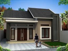 Desain Rumah Satu Lantai