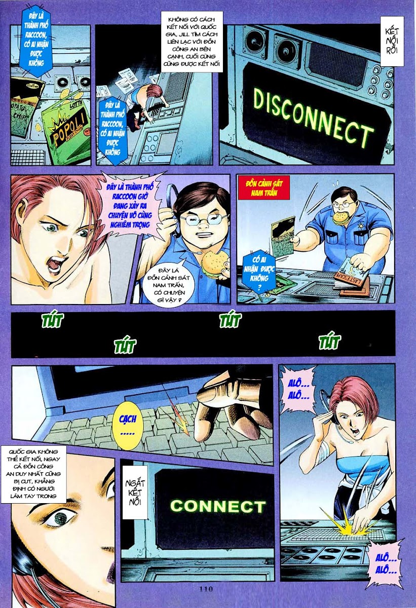Resident Evil 3 chap 4 - Trang 31