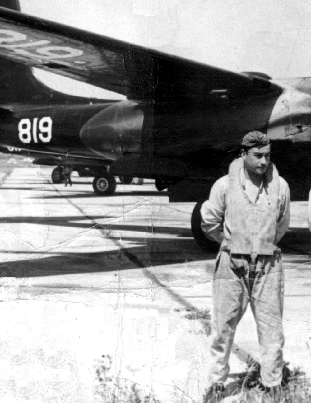 Douglas B-26C N° 819