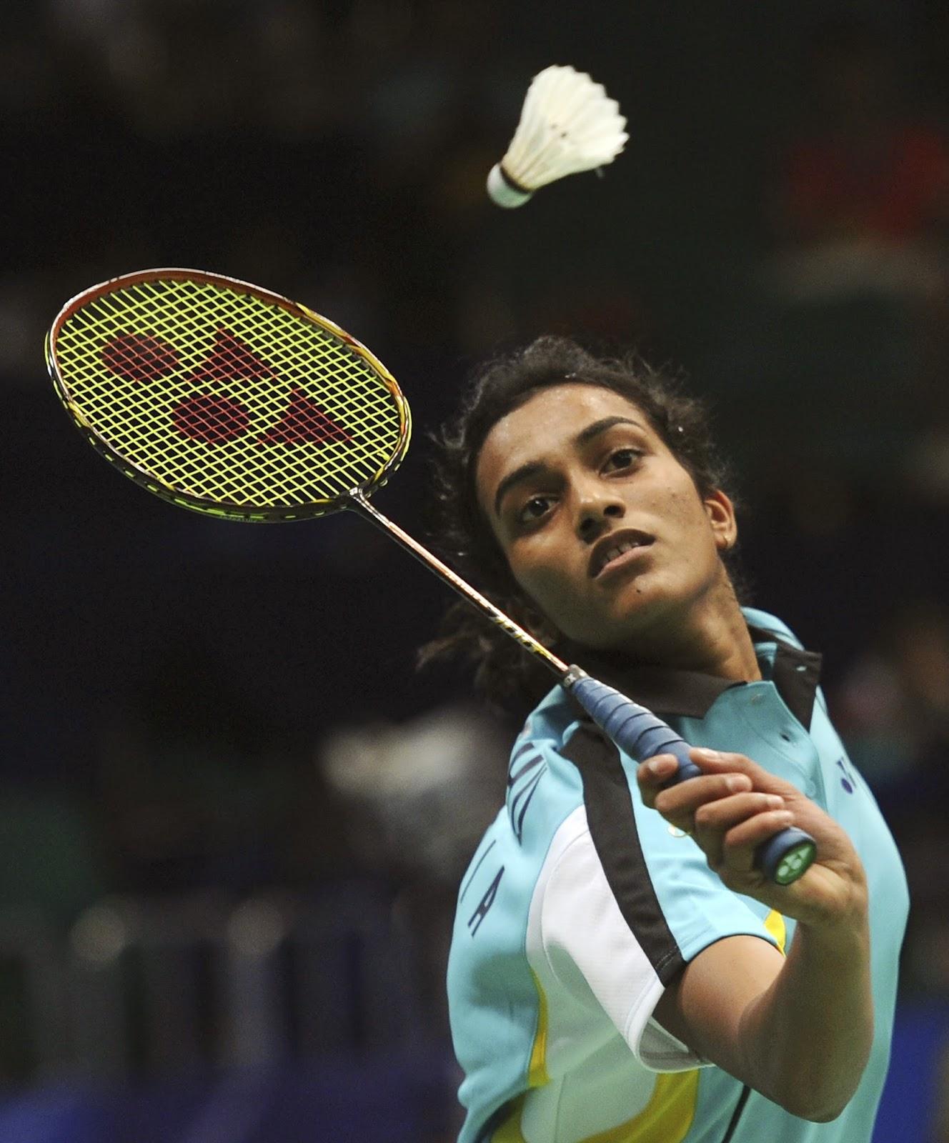 Five Indians in top-20 of mens badminton rankings, PV