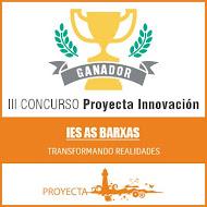 GANADOR III CONCURSO PROYECTA INNOVACIÓN