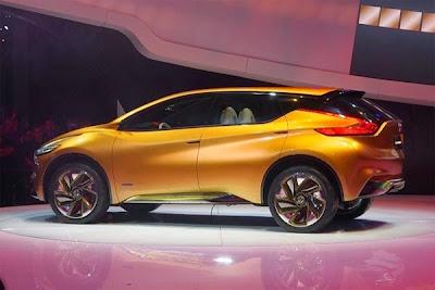 2016 Nissan Murano Redesign