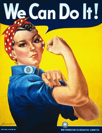 We can do it!, ca. 1942 - ca. 1943; Creator(s): Office for Emergency Management. War Production Board.