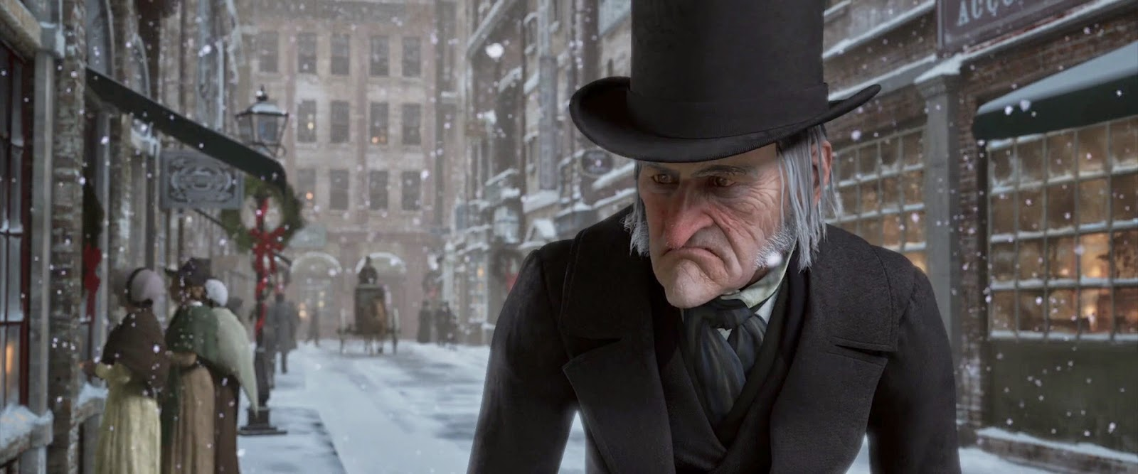 ScreenLife: A Christmas Carol version 245: The one with creepy Jim Carrey