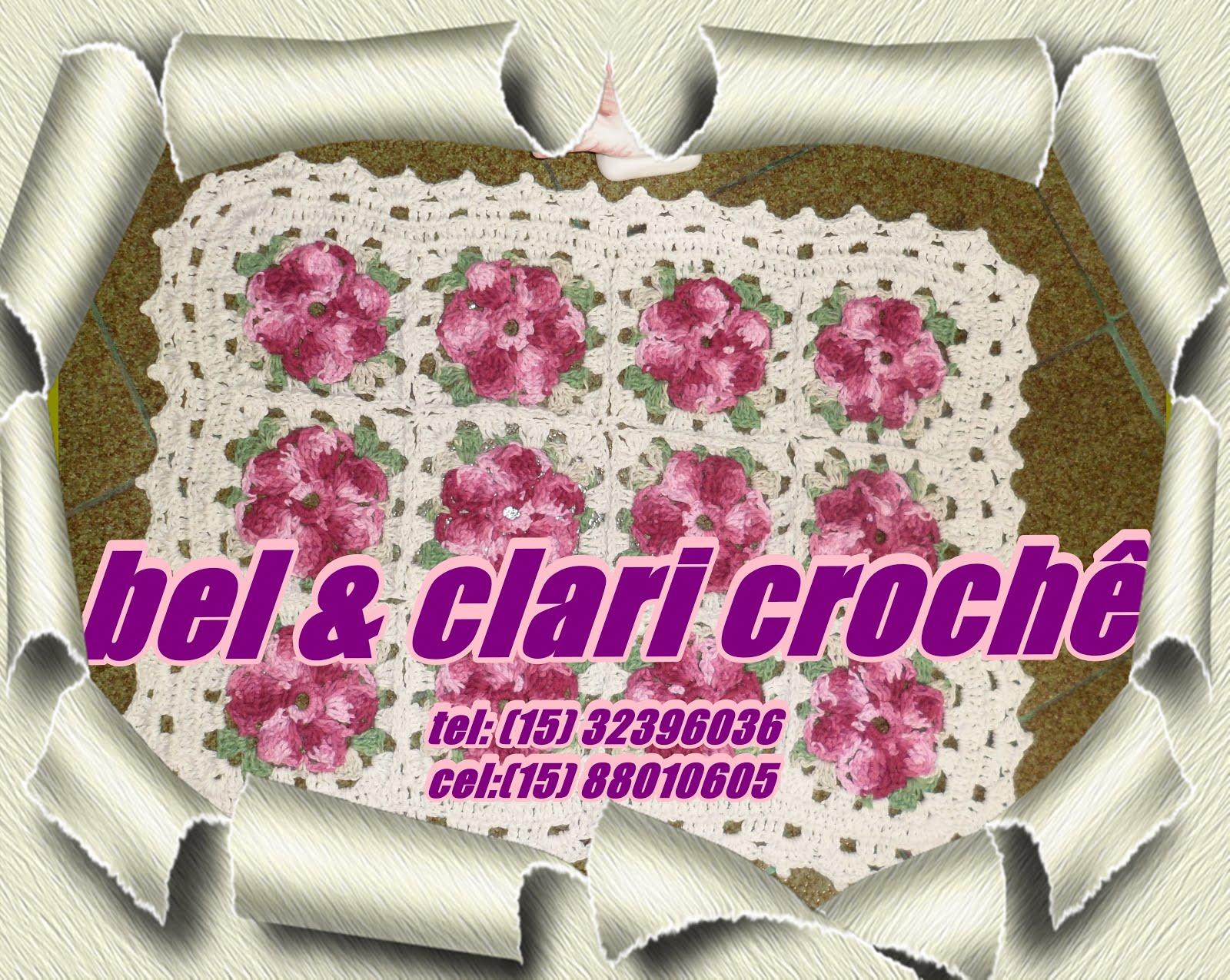 Bel & Clari Crochê