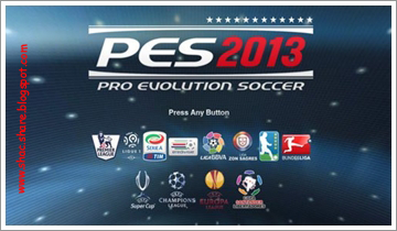 Free Download PES 2013 Repack