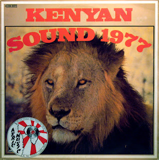 Kenyan Sound 1977 - Various Artists,Pathé Marconi / EMI 1977