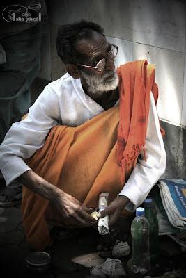 "Pujari by Isha Trivedi ""Isha Trivedi"""