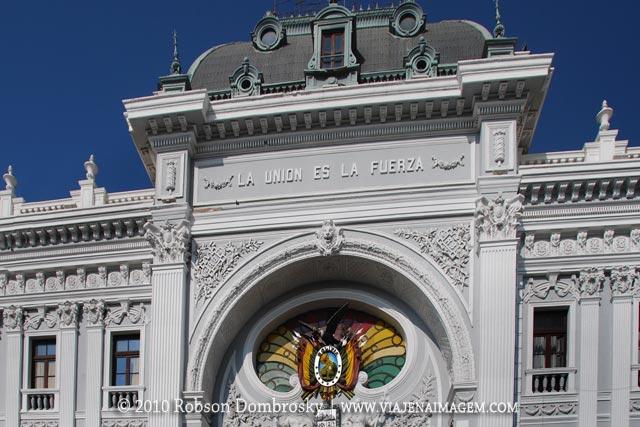 casa de la libertad em sucre bolivia