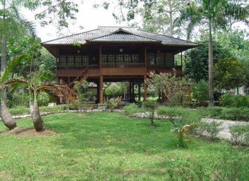 Cottage Goranggo pulau Bidadari