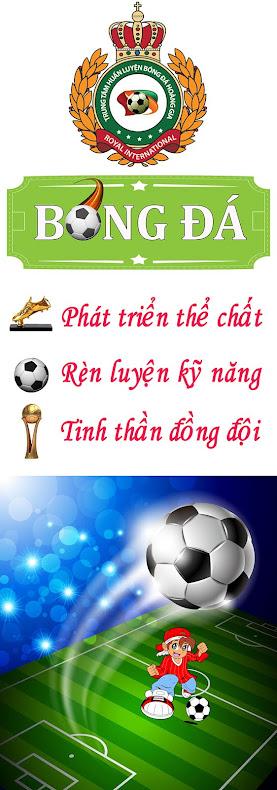 BÓNG ĐÁ HOÀNG GIA