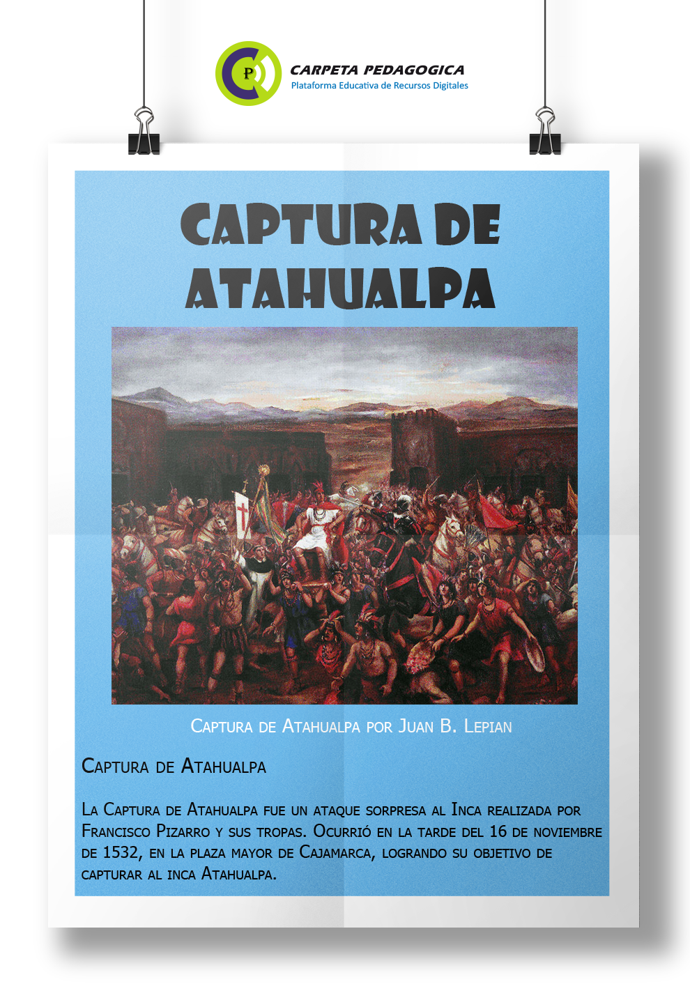 Captura de Atahualpa