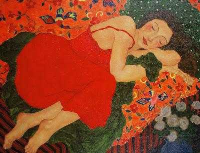 Il Sogno, opera di arte contemporanea di Xi Pan