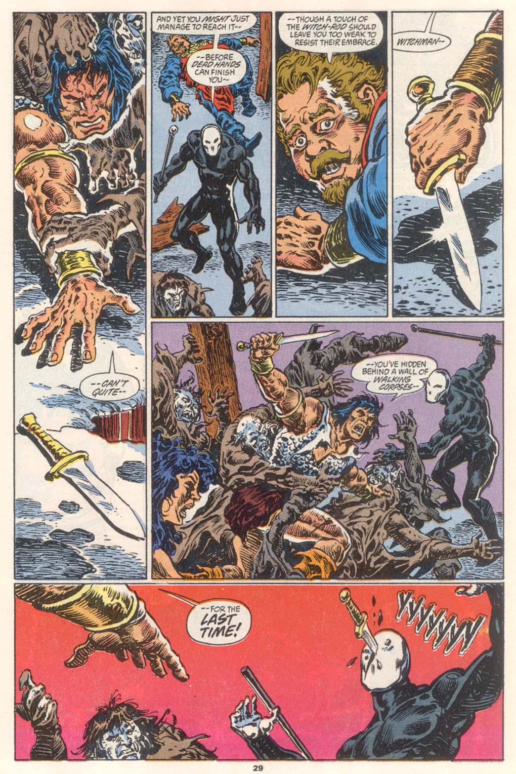 Conan the Barbarian (1970) Issue #252 #264 - English 22