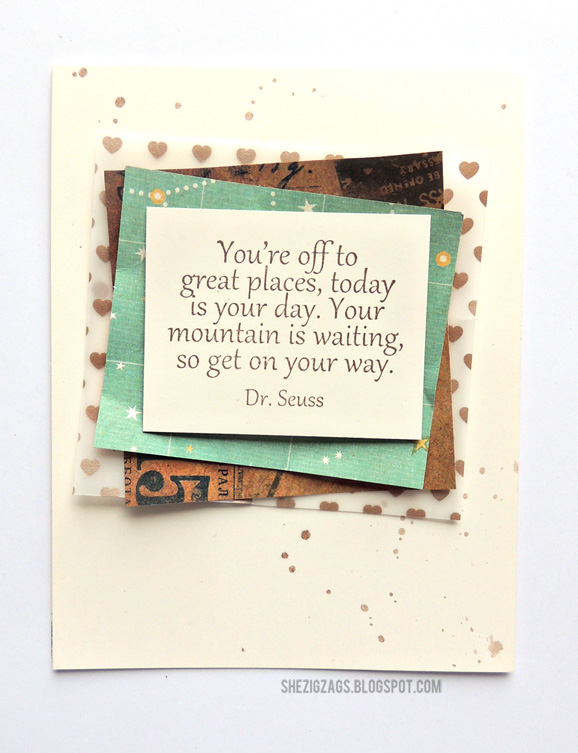 Riley & Co Dr Seuss Card