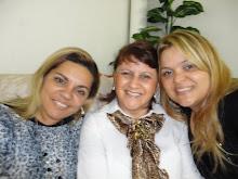 Pastoras: Miriam, Célia e Sheila