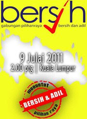 BERSIH OO BERSIH