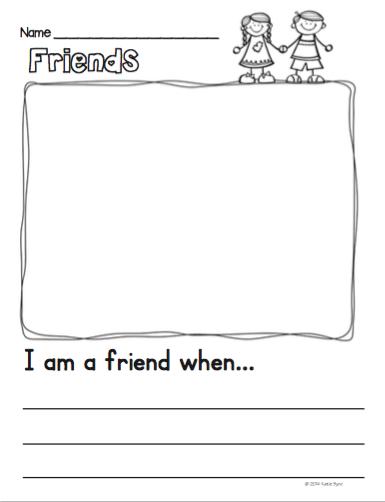 Anti Bullying Worksheets For Preschoolers - bullying worksheets ...