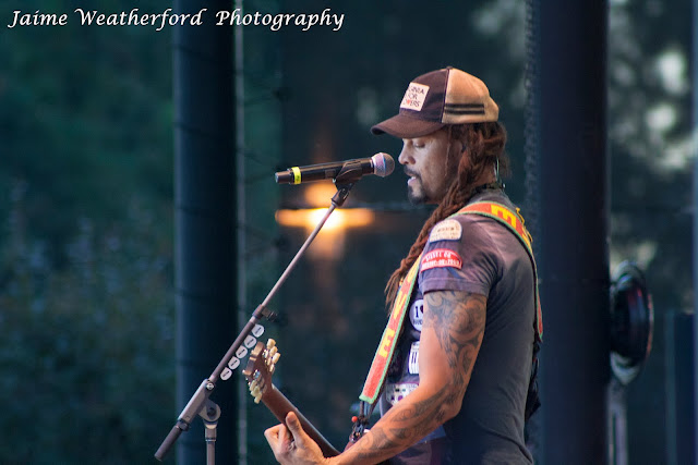 Michael Franti and Spearhead Les Schwab Amphitheater Bend Oregon Jaime Weatherford