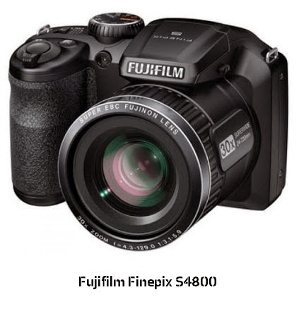 Harga dan Spesifikasi Fujifilm Finepix S4800 16MP