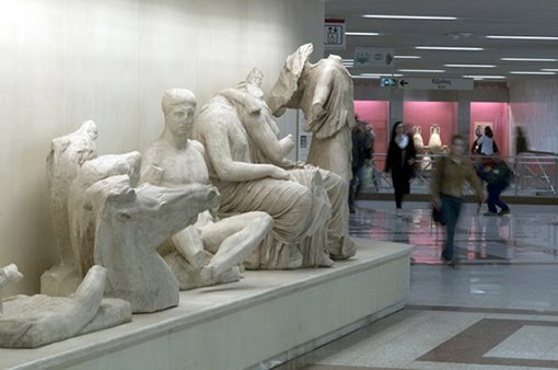 Στα 10 καλύτερα του κόσμου συγκαταλέγεται το μετρό της Αθήνας