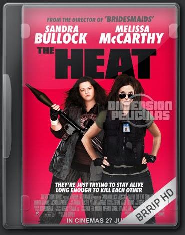 The Heat (BRRip HD Ingles Subtitulada) (2013)