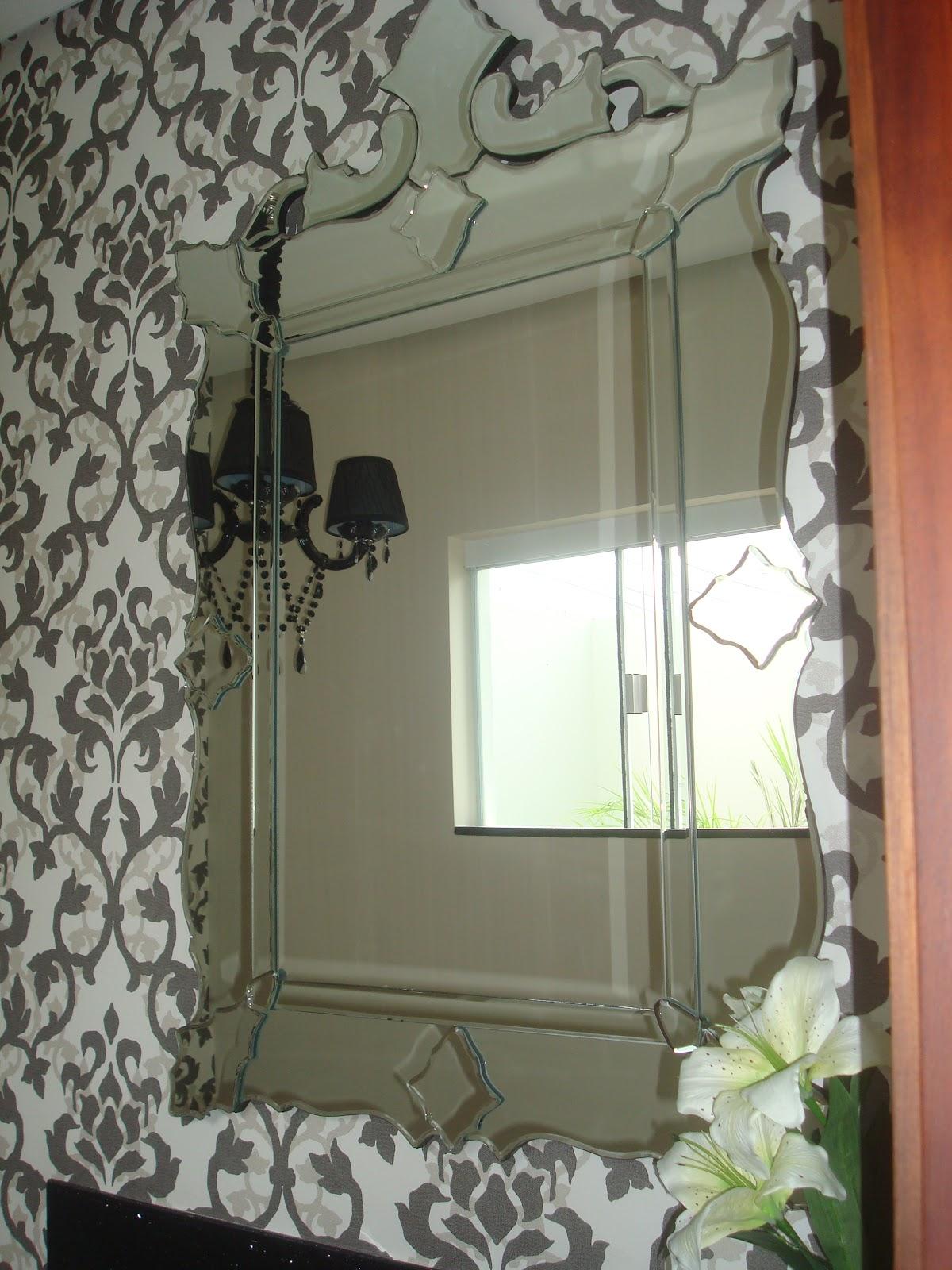 Achei que ficou mais limpo um espelho com ESSE ficaria demais mesmo  #925439 1200 1600