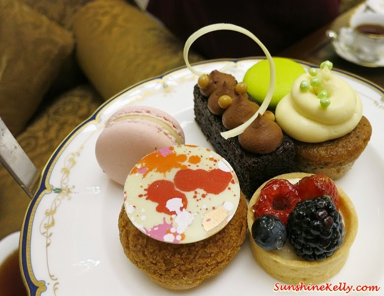 Newens delicacies, ewens Tea House, Starhill Gallery, Kuala Lumpur, Maids of Honour Tarts, British Tea House, English Tea