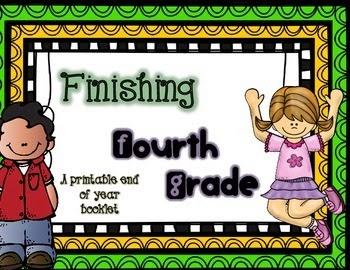 http://www.teacherspayteachers.com/Product/End-of-Year-Booklet-Fourth-Grade-1229151