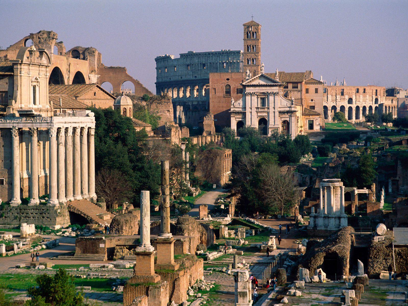 Rome, Italy - Travel G...