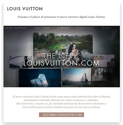 Louis Vuitton presenta su nuevo universo digital