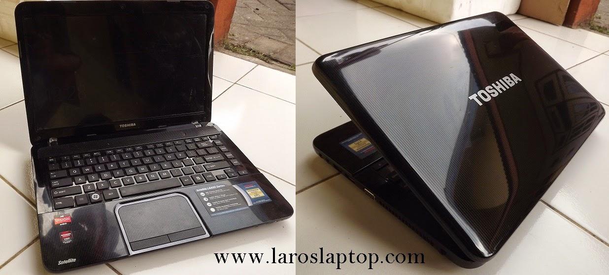 Harga Laptop Second TOSHIBA Satellite L840D Gaming