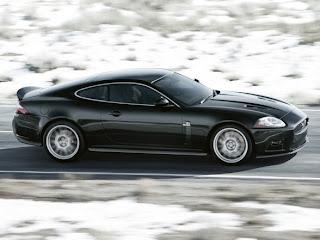 2009 Jaguar XKR-S