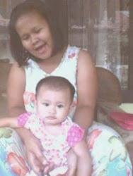 sepupuku yuni dan anaknya zapira