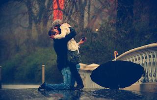 Nunca dejare que te vayas amor