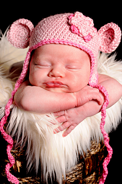 Free Crochet Pattern Toddler Earflap Hat : Tampa Bay Crochet: Free Crochet Patterns For Baby