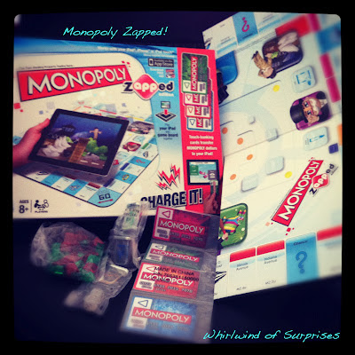 Monopoly zapped review
