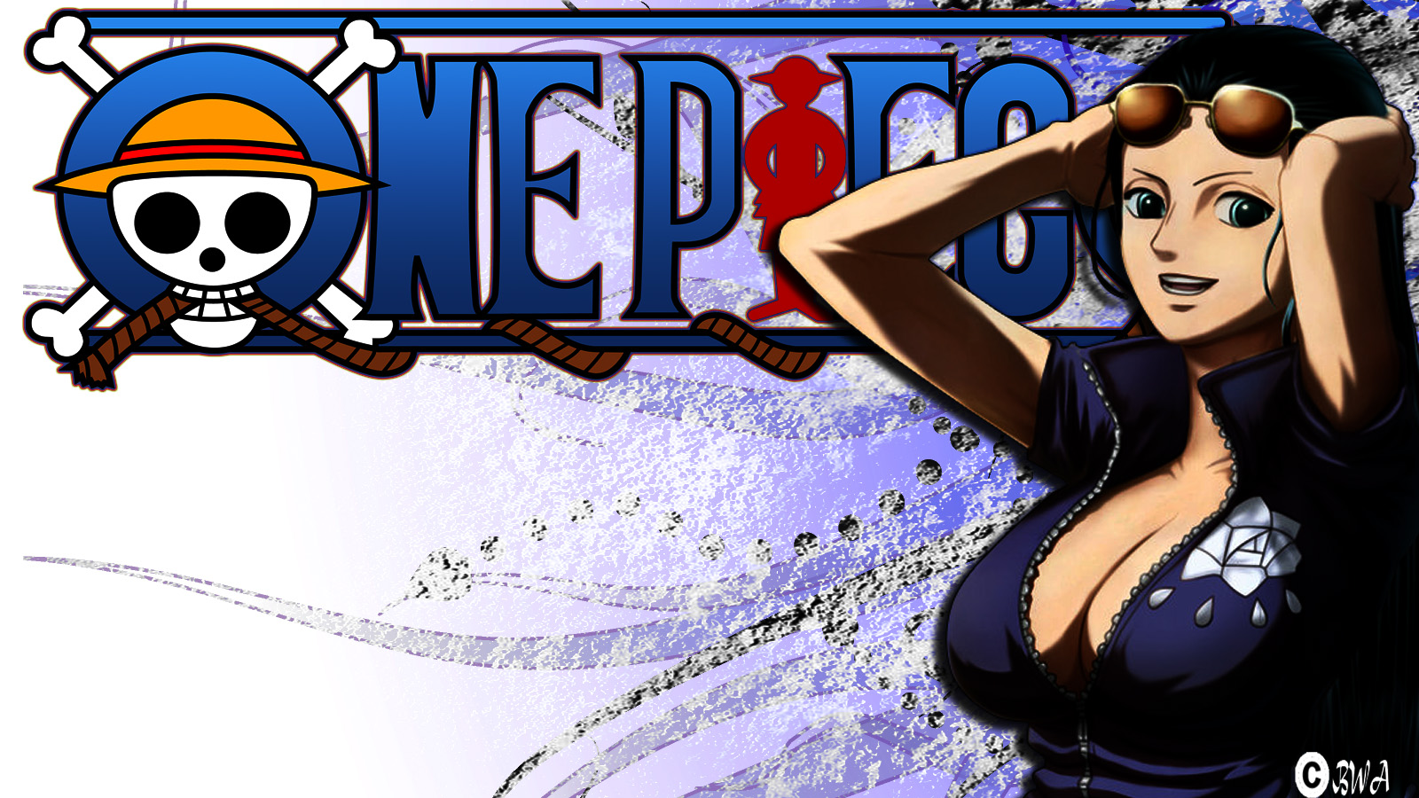 Nico Robin One Piece Wallpaper