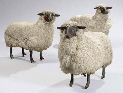 Christa Pirl Furniture Amp Interiors Lalanne Sheep