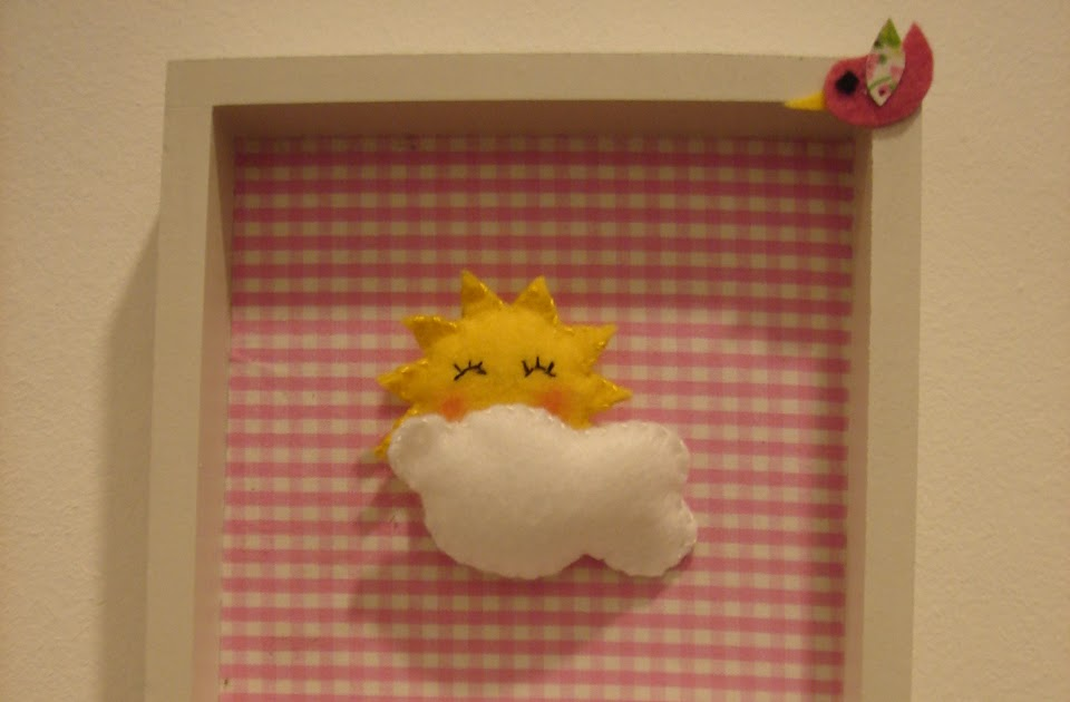 Cuoriefiori quadretti per decorare la casa la stanza dei for Decorare la stanza di un neonato