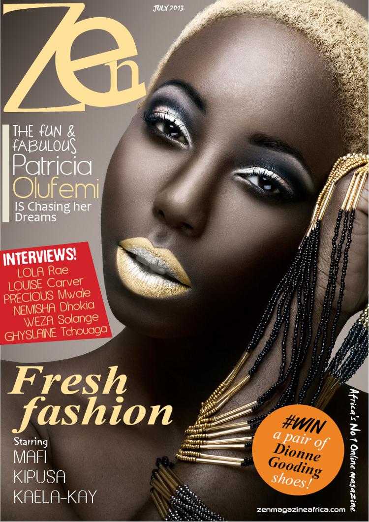 Color zen magazine - Color Zen Magazine 16