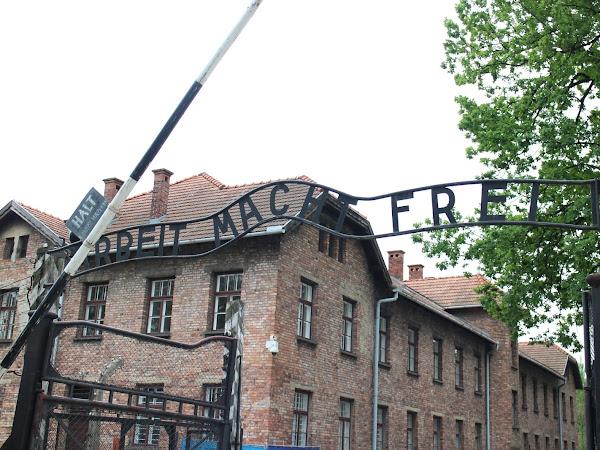 Auschwitz | Interrail