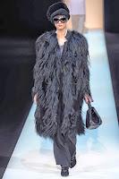 кожено палто 2014 Armani